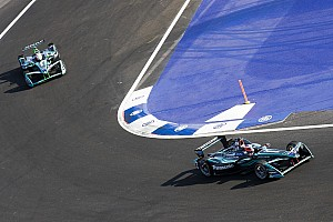 Formula E Breaking news M-Sport to support Jaguar electric one-make series