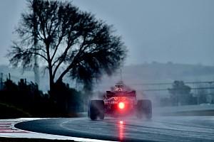 Fórmula 1 Crónica de entrenamientos Un día de pruebas perdido en Barcelona por la nieve y el frío