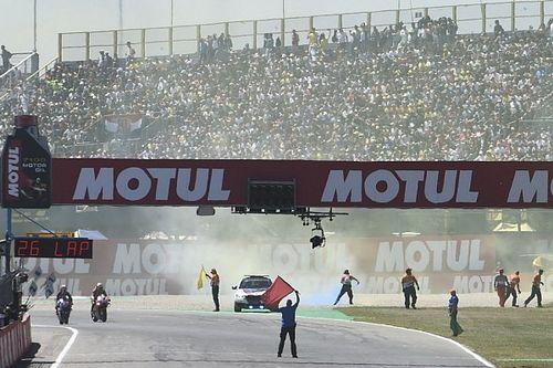 MotoGP-Aufruf: Keine Leuchtgeschosse während der Rennen
