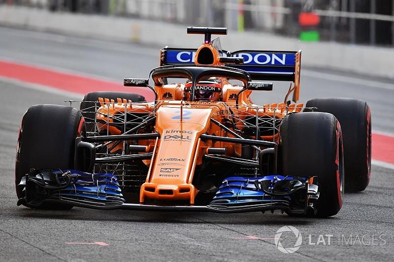 El detalle de las actualizaciones de McLaren