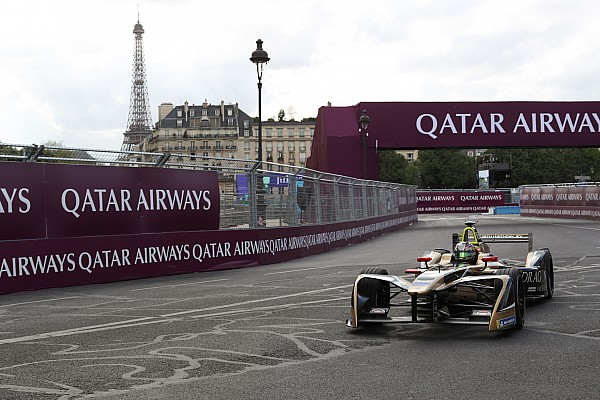 Vergne logra la pole en París y aumenta su ventaja en la general