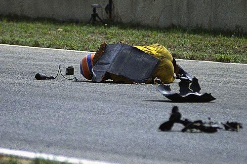 """Martin Donnelly: """"Habe seit dem Crash nie mehr geträumt"""""""