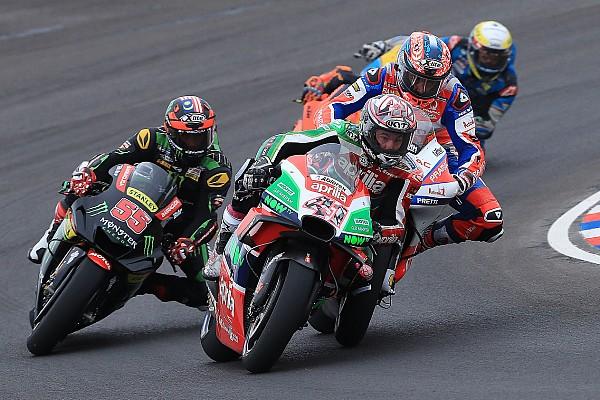 MotoGP Un post divertente su Instagram suggella la pace tra Aleix Espargaro e Pramac