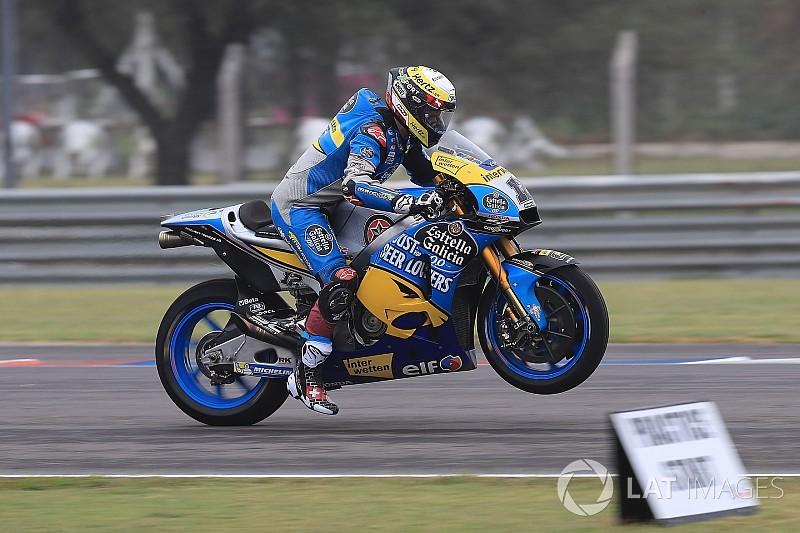 GALERI: Aksi sesi kualifikasi MotoGP Argentina