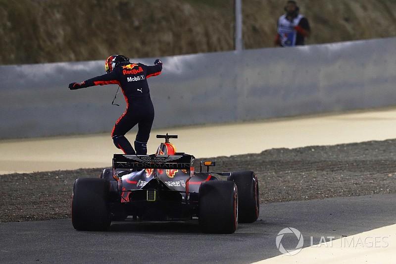 Red Bull s'impatiente face au manque de fiabilité