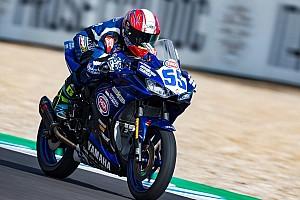 World Superbike Qualifying report WorldSSP300 Spanyol: Galang Hendra start kedelapan