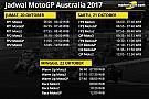 Jadwal lengkap MotoGP Australia 2017