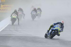 MotoGP Réactions Iannone soulagé :