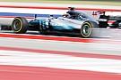 Formel 1 Formel 1 in Austin: Freitagsbestzeit für Hamilton, Dreher von Vettel