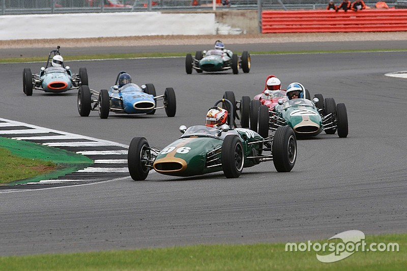 Formula Junior celebration at Autosport International