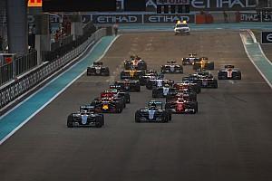 Formule 1 Actualités Le programme TV du Grand Prix d'Abu Dhabi