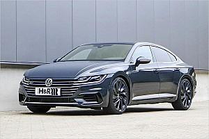 Automotive News H&R Tuning: Das gewisse Etwas für den VW Arteon