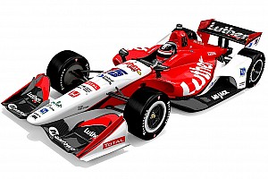 IndyCar Breaking news RLLR reveals another new livery for Rahal's IndyCar