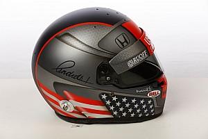 GALERÍA: los cascos de pilotos para la temporada 2018 de IndyCar