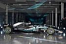 Bemutatkozott a Mercedes négyszeres világbajnok utódja: F1 W09