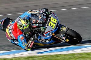 Moto2 Noticias Mir se lesiona haciendo motocross y se pierde el último test