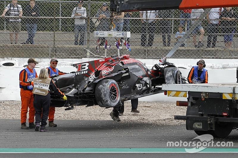 """Rebellion """"in survival mode"""" after Senna crash"""
