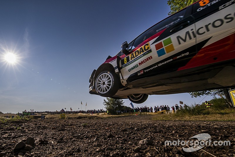 Újabb képcsomag a Német Raliról: akicóban a WRC