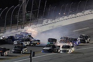 Gallery: NASCAR Truck Series season opens with Daytona carnage