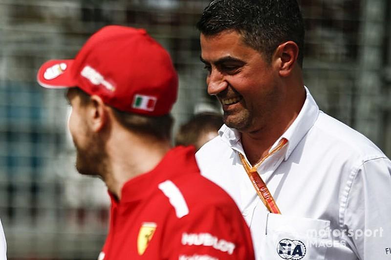 Vettel in shock over Whiting after Australia track walk