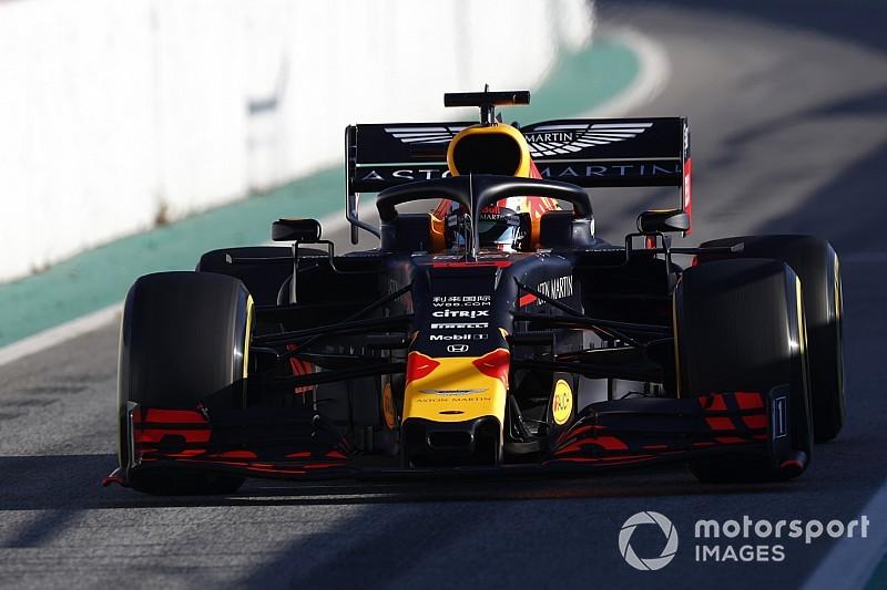 F1合同テスト後半初日午前:レッドブル・ホンダがパフォーマンスを発揮? 2番手タイムを記録