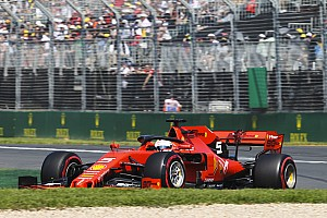 Ferrari expects to see impact of