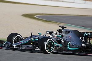 Hamilton: New Mercedes F1 car
