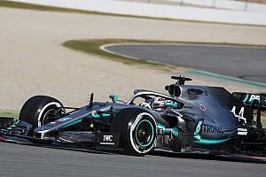 Хемілтон: Новий болід Mercedes відрізняється від минулорічного