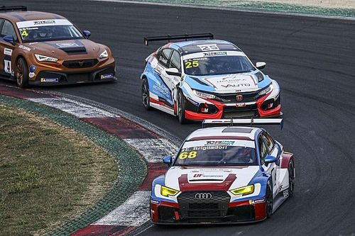 TCR Italy: trionfi di Brigliadori e Stefanovski a Vallelunga