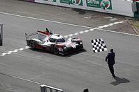 تويوتا تبسط سيطرتها لتحرز الفوز بسباق لومان 24 ساعة