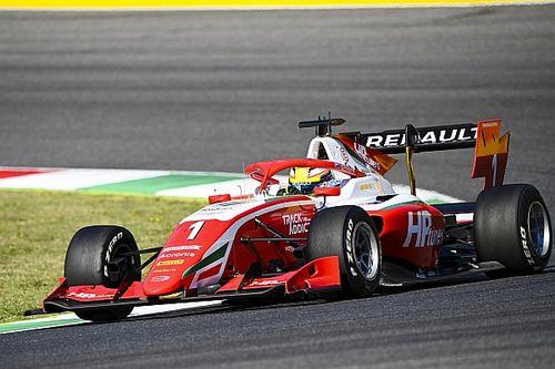 Piastri mistrzem Formuły 3