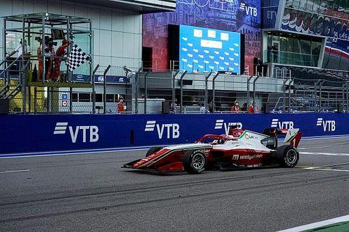 Dennis Hauger mistrzem Formuły 3