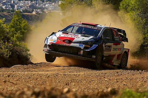 WRC Grecia: Rovanpera está a un día de llevarse la victoria