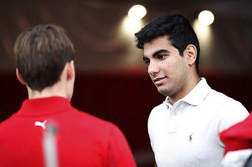 Гонщик из Индии нацелился занять место Квята в 2021 году