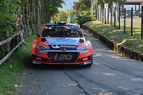 Scandola-D'Amore confermati in WRC3 con Hyundai Rally Team Italia