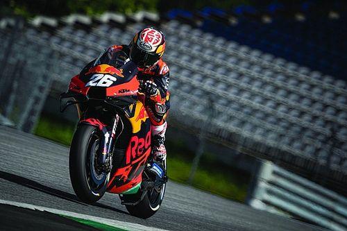 """Pedrosa: """"El año que viene todavía voy a poder rodar más con la KTM"""""""