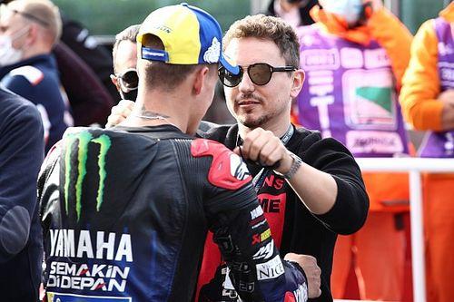 Jorge Lorenzo: Fabio Quartararo Lakukan Pekerjaan Sulit dengan Yamaha