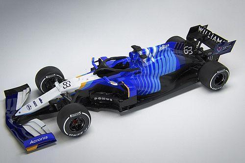 Williams FW43B: una monoposto in stato... interessante!