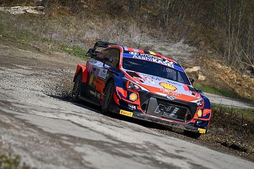 CIR: Neuville e Veiby al Rally Targa Florio con le i20 WRC Plus