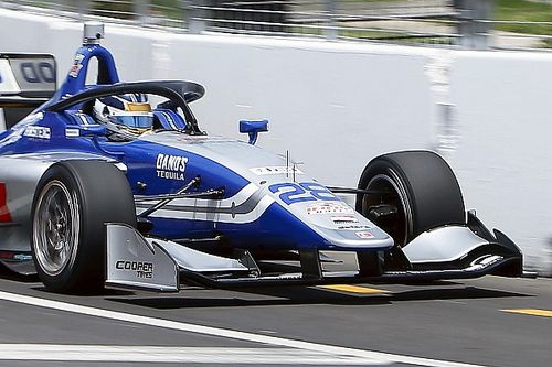 Detroit Indy Lights: Kirkwood wins again, closes title fight