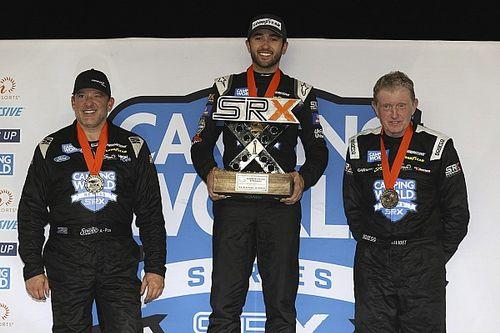 Chase Elliott wins SRX finale as Stewart claims series title