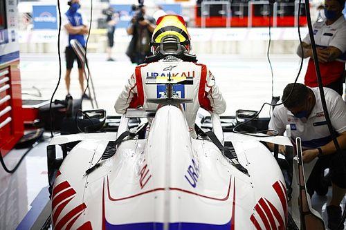 Haas espera resolver para Hungría el problema del asiento de Schumacher