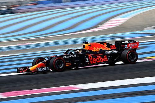F1, Paul Ricard, Libere 2: zampata di Verstappen davanti alle Mercedes