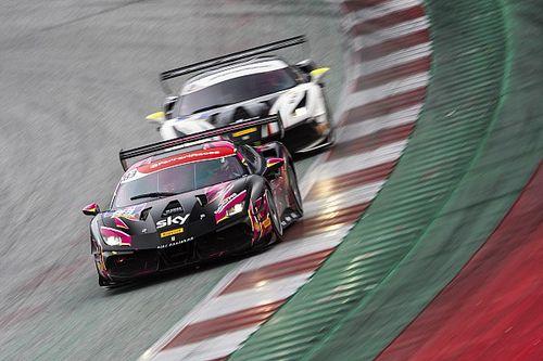 Ferrari Challenge: bis della Gatting in Gara 2, Kinch c'è