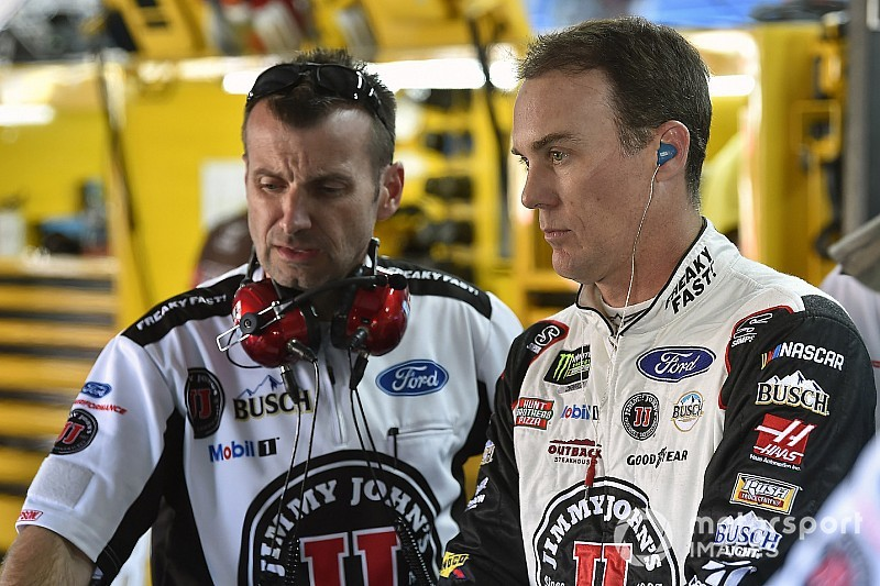 Harvick stripped of locked-in finale spot over illegal spoiler