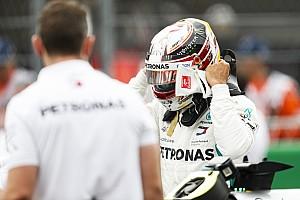 Hamilton n'a aucune intention de vivre des saisons à 25 GP