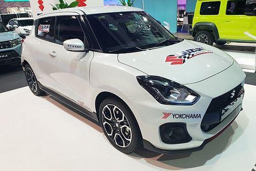 La nouvelle Suzuki Swiss Racing Cup parée pour 2019 !