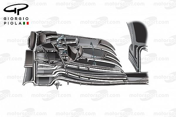 Технический анализ: новинки, не имевшие шансов помочь McLaren