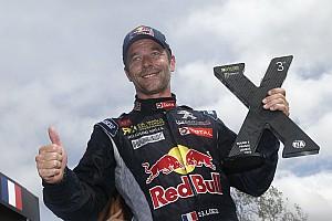 Ралли-Кросс Новость Лёб проведет еще один сезон в WRX за рулем Peugeot