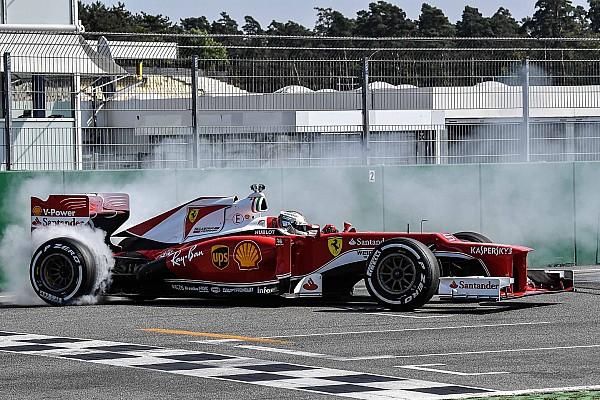 Ferrari Ferrari World Finals make U.S. debut at Daytona Speedway